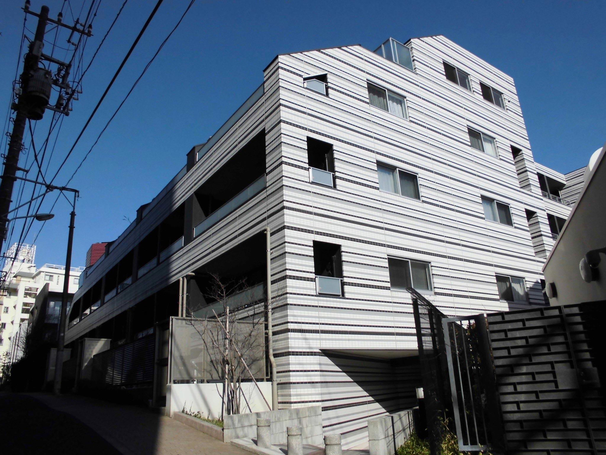 シティインデックス三田伊皿子坂